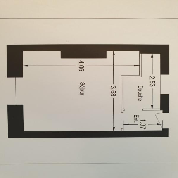 Offres de vente Studio Paris 75011